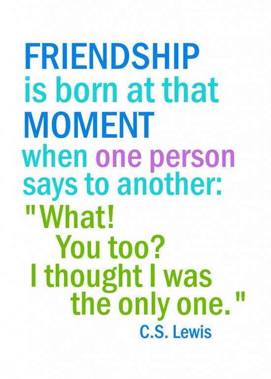 Friendship... :)