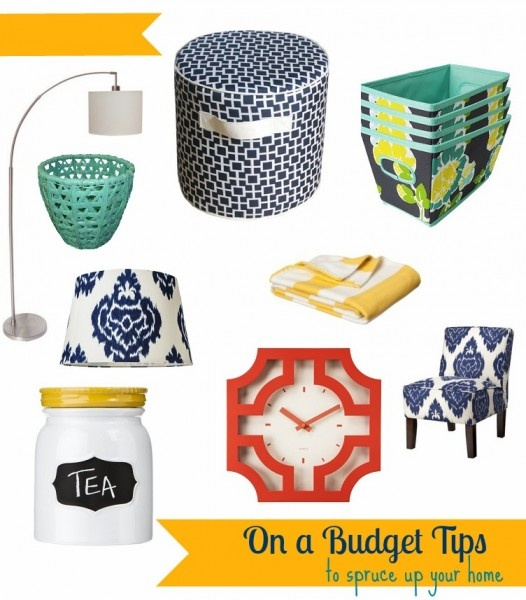 10 Home Must-Haves on a Budget from Target + Tips to Spruce up your Home