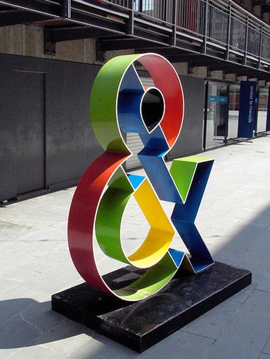 London: sculpture