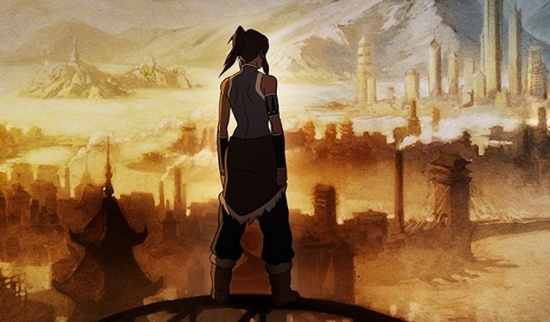 I only introduced myself to this series not long ago but I never regretted it!! Legend of Korra is funny like Avatar the Last Airbender and interesting it's a bit more modern but that's no problem.
