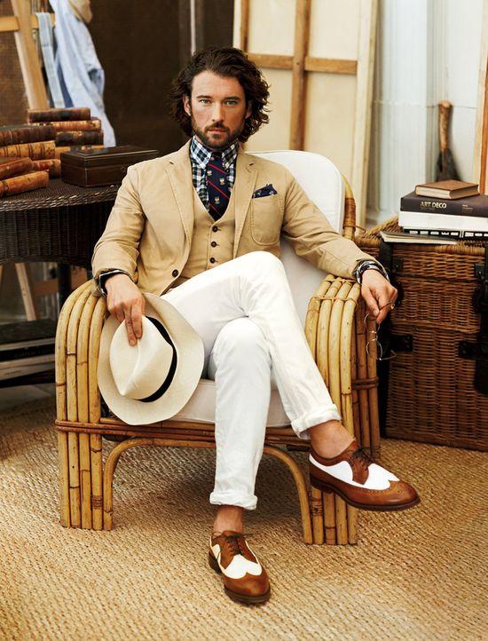 Summer sophisticated #Menswear