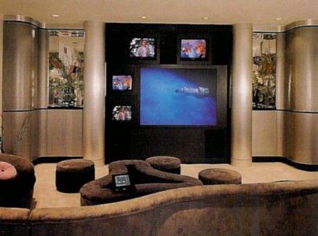 media room ideas