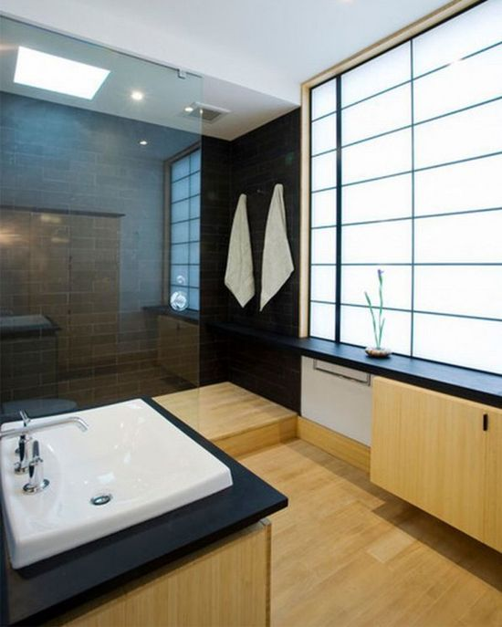 Stylish Bathroom Design image