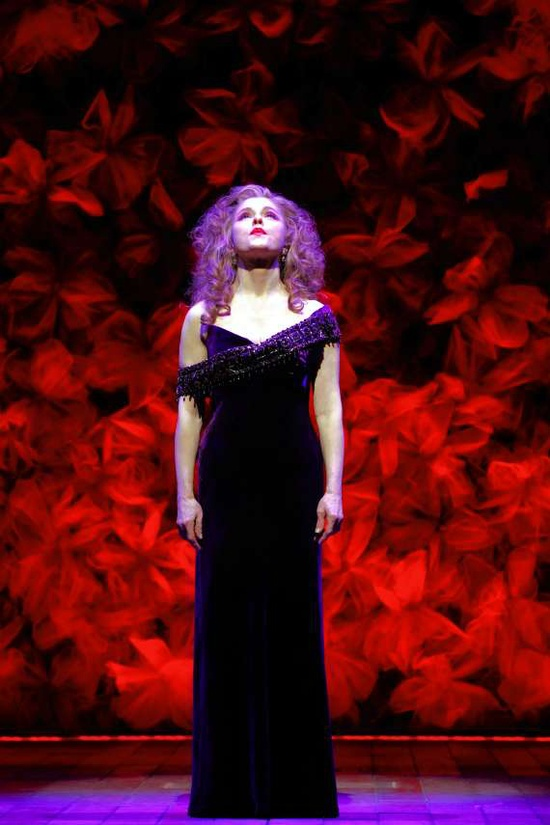 My idol, Bernadette Peters, as Sally Durant Plummer in Follies. :) She's so fantastic!