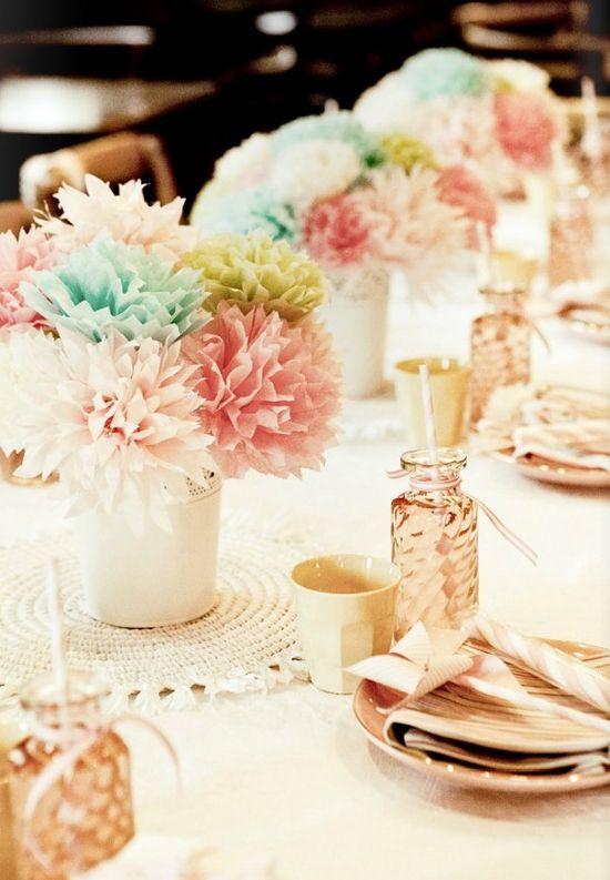 summer table arrangements