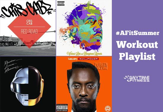 A Fit Summer: Sizzling Hot Summer Playlist