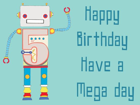 Animated age cards by Jeego. Download the free Jeego Ecards app and your first card is free to send www.jeego.me #jeego #ecards #cards #greetingscards #app #free #design #illustration #animation #faysstudio #robot #birthday #happy #blue #apple #android #mobile #fun #friendship #smile #funny @Fay Martin