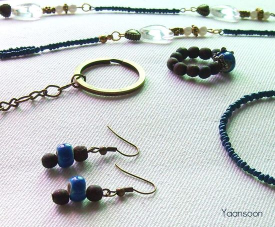 Yaansoon new Oriental Blues Collection