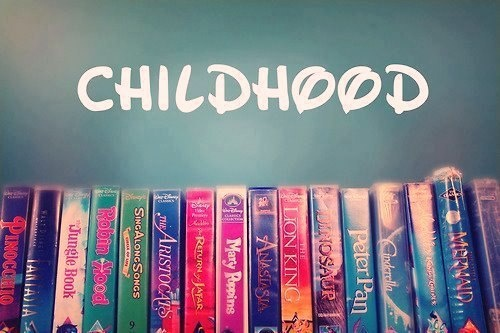 Our childhood ? #disney #vhs