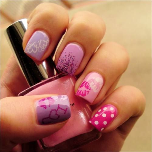 I want nails like these!