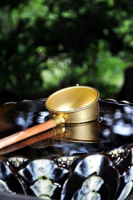 Japanese ladle