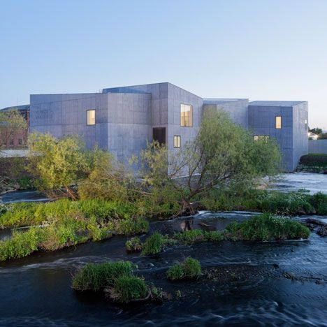 The Hepworth Wakefield Gallery by David Chipperfield