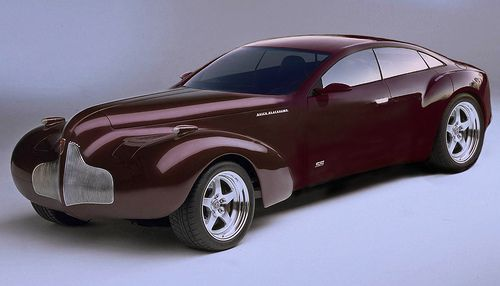 Chevick concept car