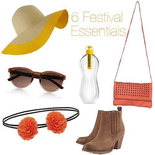 Lauren Conrad's 6 Must-Have Music Festival Accessories #Coachella