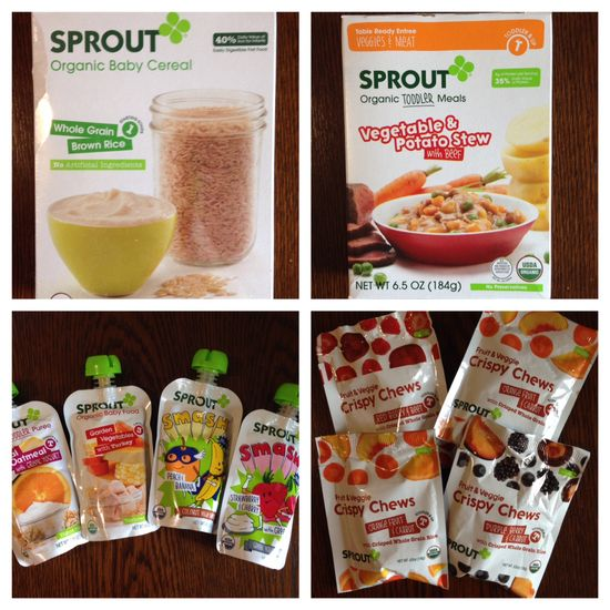 Sprout Organic Foods Makes Yummy Food For Little Ones #turkeyescape