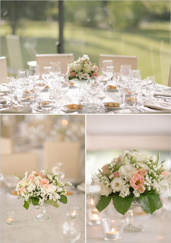soft and romantic pink wedding decor ideas