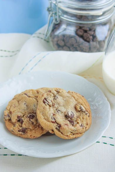 Cooks Illustrated Chocolate Chip Cookies