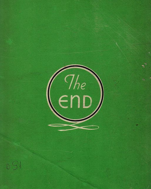The End in Green