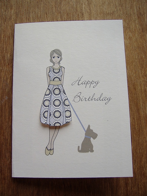 Birthday cards from Vicky Riley