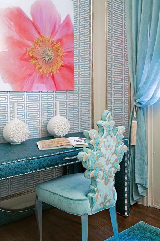 Jennifer Duneier's Easter room: Holiday House Designer Showcase - Traditional Home