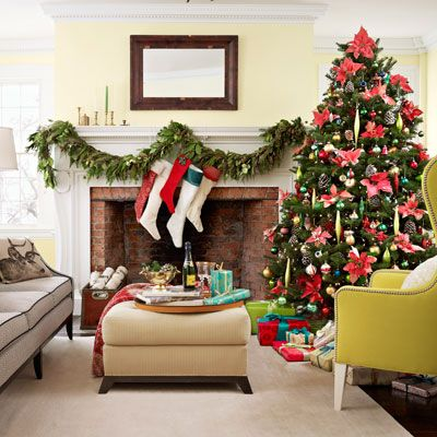 Floral Ornaments floral christmas decorations merry christmas ornaments xmas christmas decorations happy holidays christmas decorating holiday decorations christmas tree