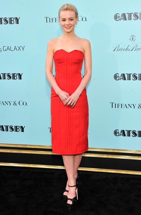 29 April - 5 May: Best Dressed :: Harper's BAZAAR This week's Best Dressed: Zoe Saldana, Carey Mulligan and more claire danes, alexa chung, kate bosworth, Florence Welch, julianne moore, katy perry, kate mara, carey mulligan, best dressed, zoe saldana