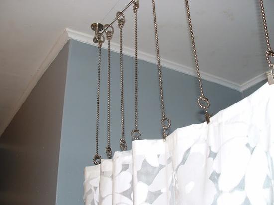shower curtain idea