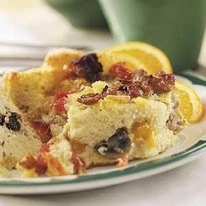 Luck o the Blarney Breakfast bake