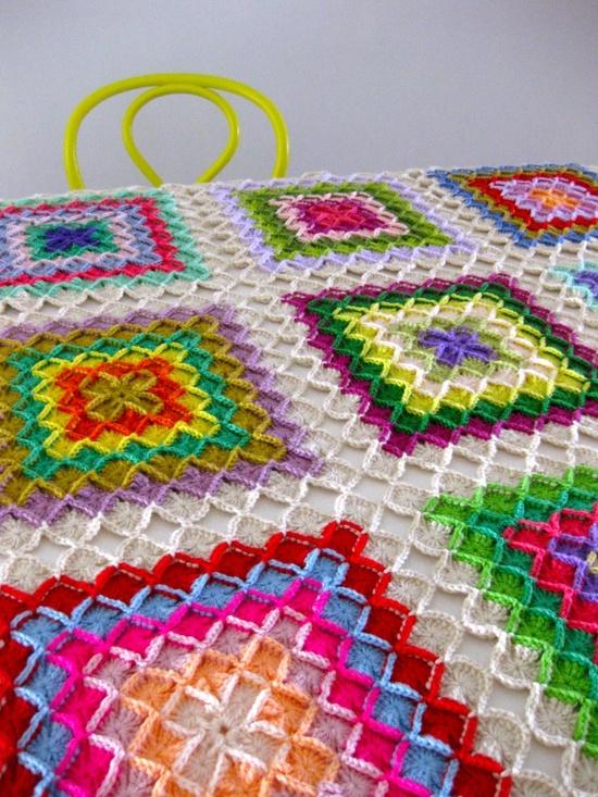 cute crochet blankets