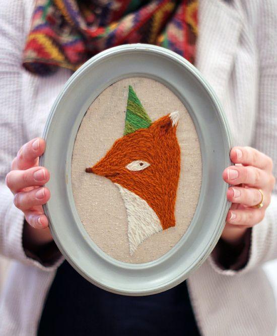party fox