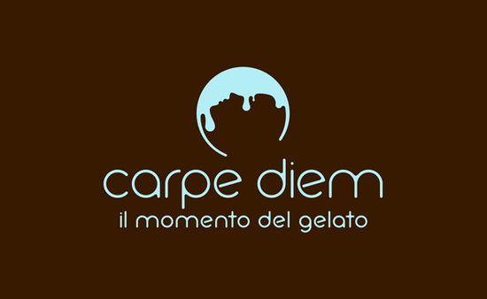 Carpe Diem - Handmade Ice Cream - © Concreate Studio®