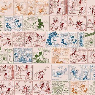 Disney vintage comic