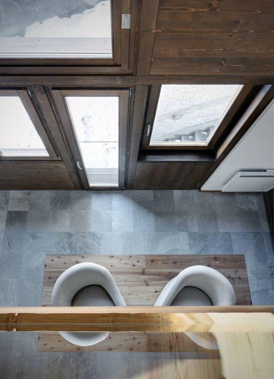 Floor Detail - UP House / ES-arch