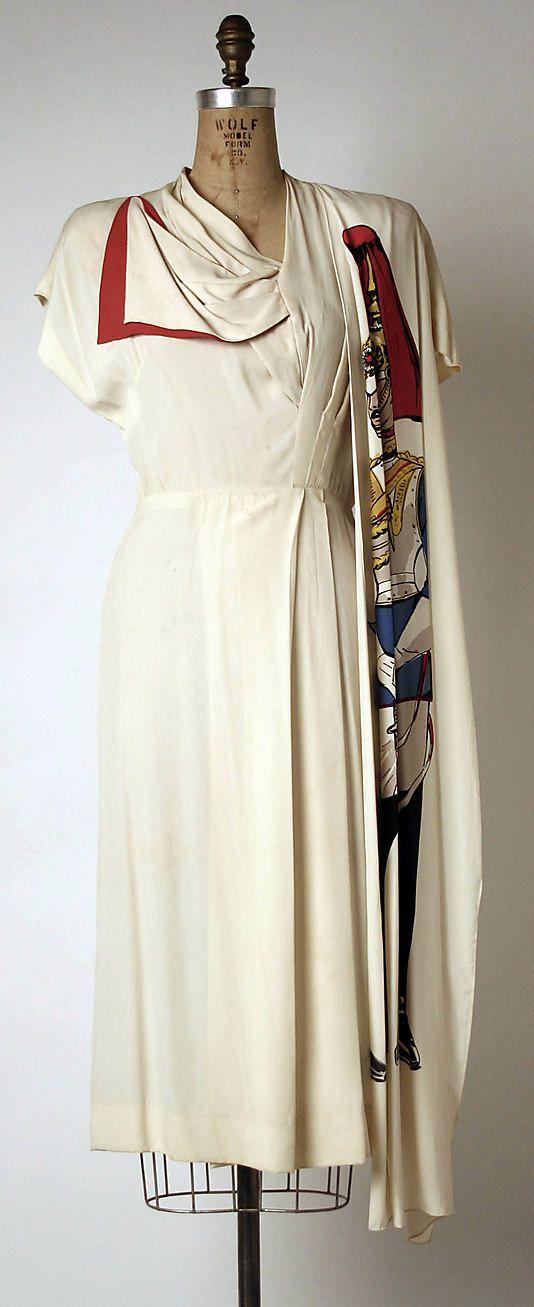 Dress - Gilbert Adrian 1942