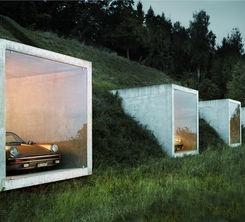 Car storage. #lifexperts #architecture & #design