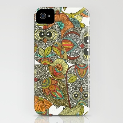4 Owls iPhone Case - want