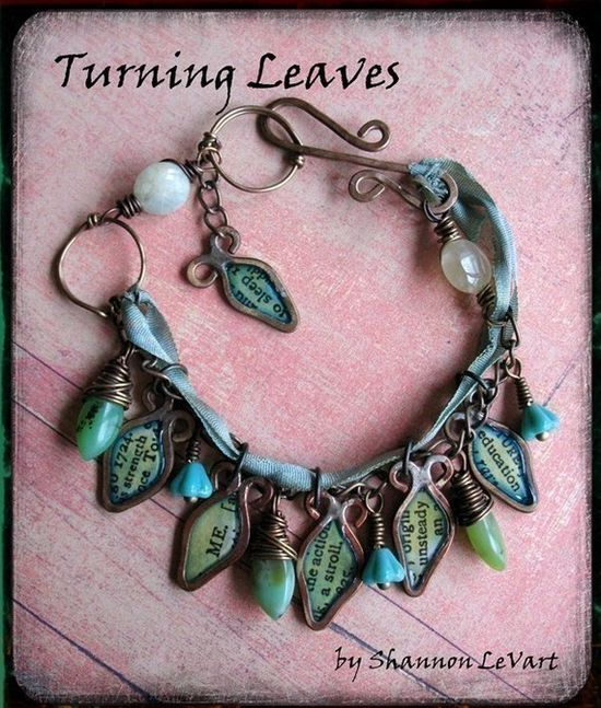 Turning Leaves Tutorial  PDF Tutorial sent by missficklemedia, $10.00