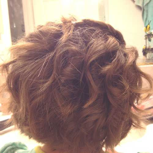New Short Curly Hairstyles-19