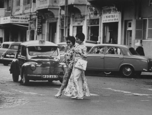 John Dominis, Saigon, Vietnam, July 1961.