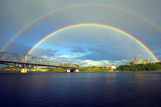 Legislative Rainbows by Perry McKenna, via Flickr
