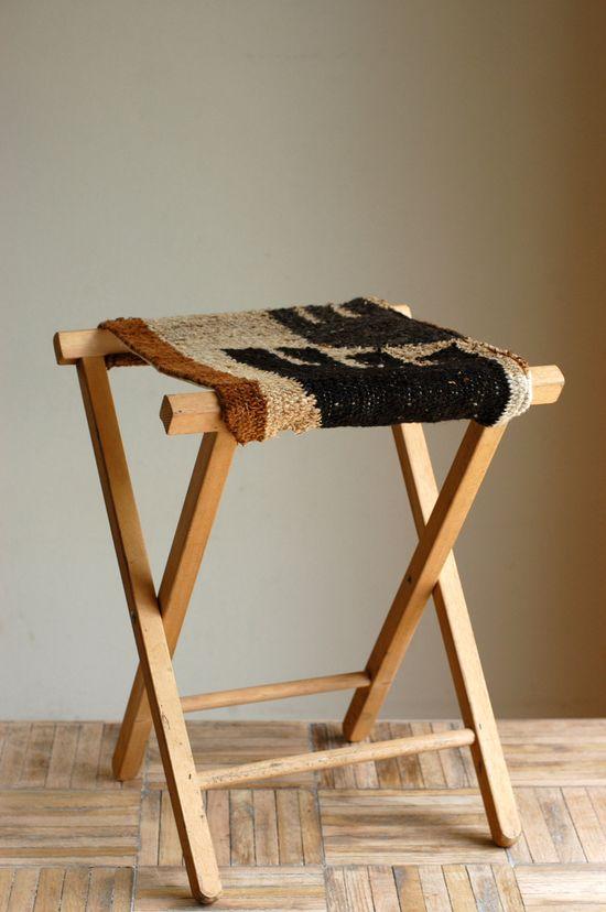 // camping stool