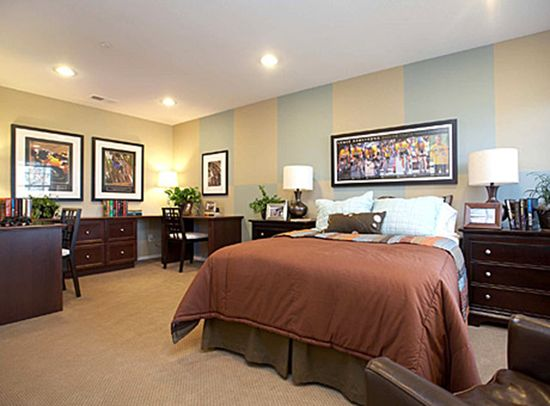 Urban Bedroom Design Ideas