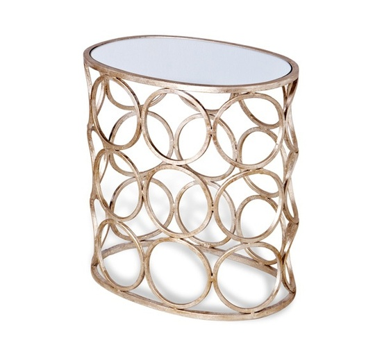 InStyle-Decor.com Beverly Hills Contemporary / Modern Side Table / End Table  Inspiring Interior Design Fans With Beautiful Home Decor Ideas From Hollywood Enjoy & Happy Pinning