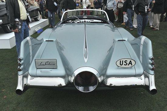 1951 Buick Le Sabre Concept