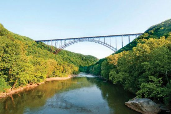 New River Gorge in beautiful West Virginia