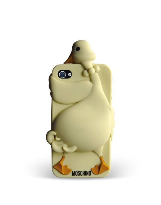 Cute #Duck Silicon iPhone 4 Case. #iPhone4