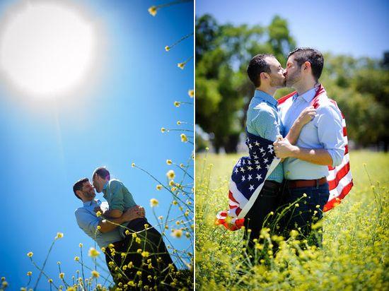 Same Sex Engagement Photography Image by Lindsey Freitas Bellalu Photography