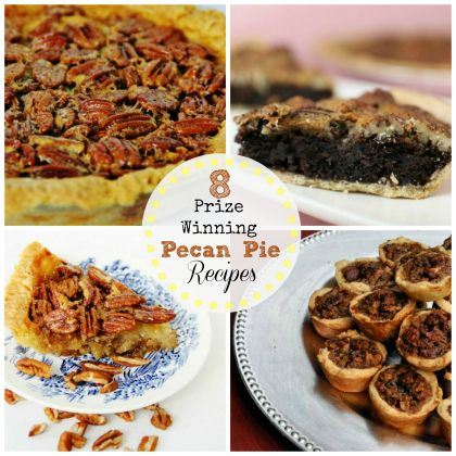 Go Nuts: 8 Prize-Winning Pecan Pie Recipes