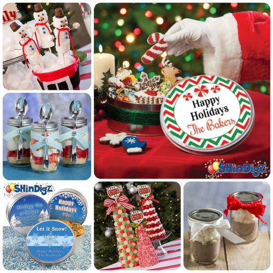 Shop Shindigz for Christmas including plenty of DIY Gift Ideas!