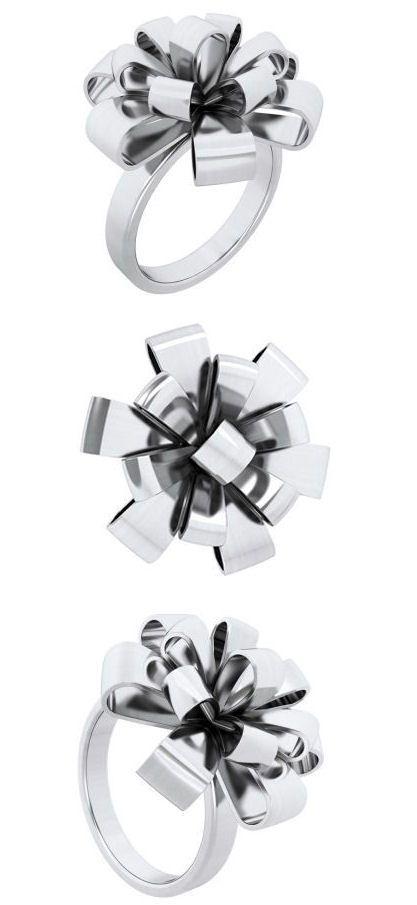 ribbon bow ring ?